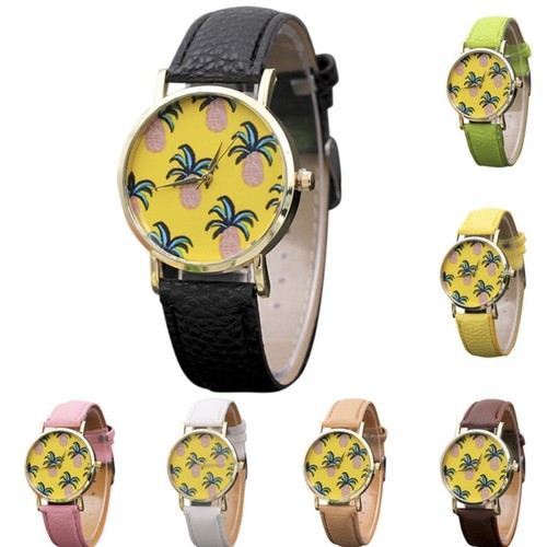 【FlamingoBeach】pineapple watch