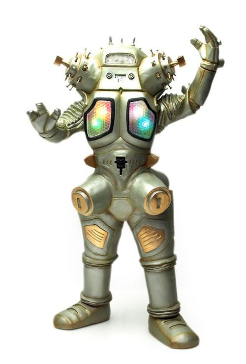 CCP1/6特撮シリーズ VOL.76  商品名①:宇宙ロボット キングジョー(立ポーズ)
