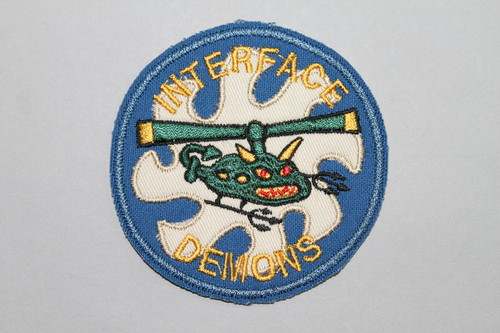 """ DEMONS ""  PATCH"