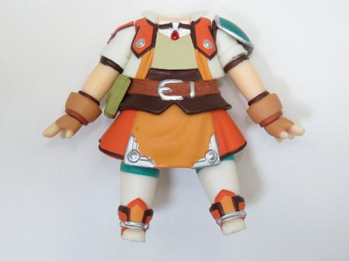 【236】 エステル・ブライト 体パーツ 戦闘服 ねんどろいど