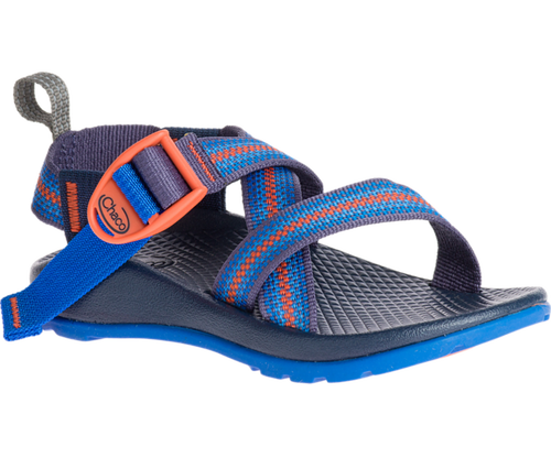 Kids CHACO Z/1 EcoTread SPILIT BLUE  キッズ チャコ