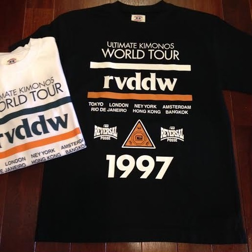 reversal / リバーサル | 1997 WORLD TOUR DRY MESH TEE_Black