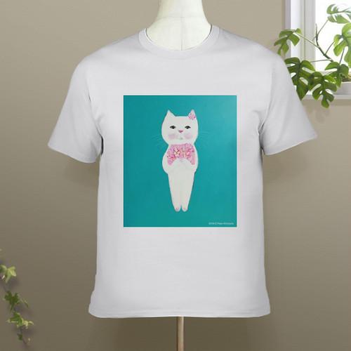 PepeアートTシャツ