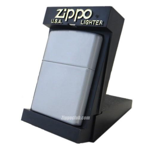 クイックシルバー・マット / Zippo Quicksilver Matte