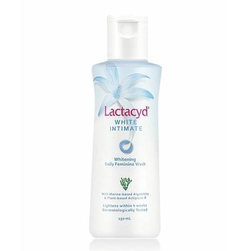 膣洗浄液 Lactacyd White Intimate / ラクタシード・ホワイト インティメット 150ml