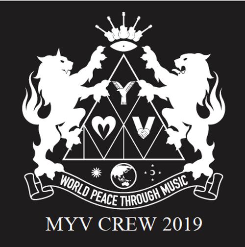 """MIYAVI ファンクラブ """"MYV CREW"""" 2019年度会員"""