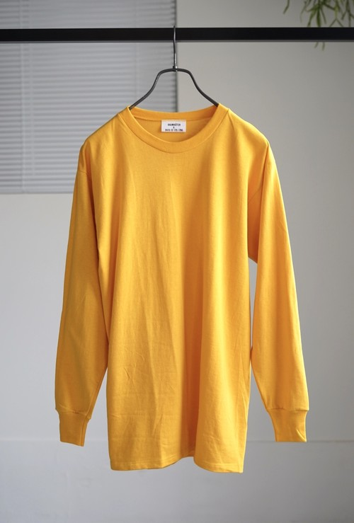 <SOLD OUT>German Military - Training Jersey Shirt Yellow Team Dead Stock