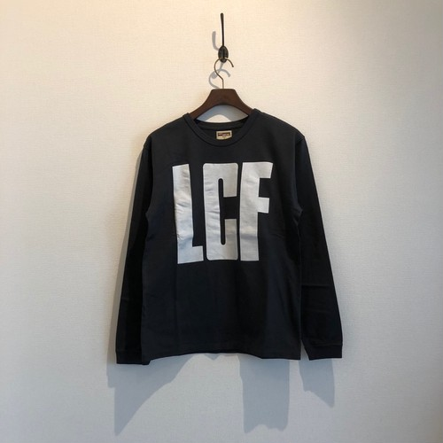 Graphic LS Tee / LCF (BLACK) / LOST CONTROL