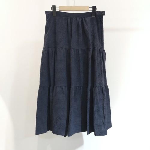 【20SS】BAUM UND PFERDGARTEN バウム ウンド ヘルガーテン/ Waffle Skirt