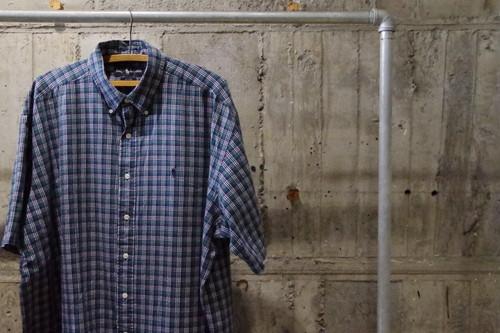 Ralph Lauren check shirt(USED)