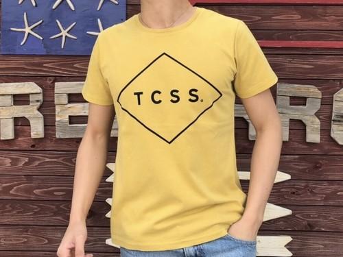TCSS STANDARD TEE (honey × black)