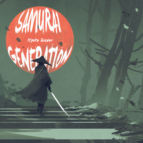 【サイン入り:2nd single】SAMURAI GENARATION(2曲入り)