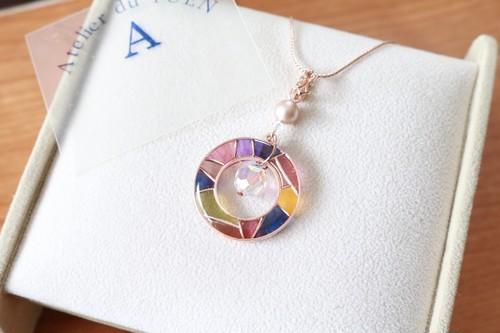 ⌘ 環 ⌘ ネックレス