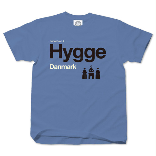 Hygge strong blue