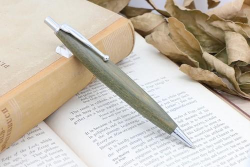 「Luna Pencil Ⅱ 0.5mm・癒やしの香木・聖木パロサント」 Viriditas手作りシャープペンシル