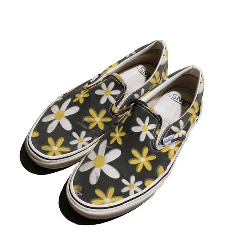 Vans FlowerSlipOnSneaker