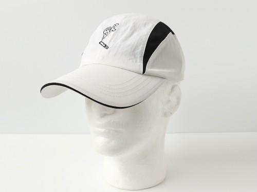 Sport cap WHITE/BLACK