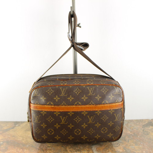 .LOUIS VUITTON M45254 SP0985 REPORTER PM MONOGRAM PATTERNED SHOULDER BAG MADE IN FRANCE/ルイヴィトンリポーターPMモノグラム柄ショルダーバッグ 2000000044170