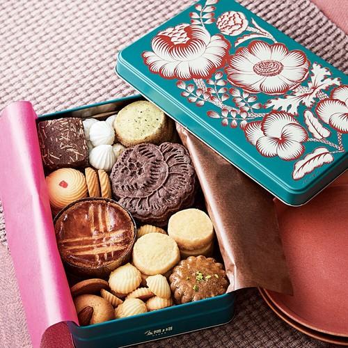 【10/15頃発送】タイヨウノカンカン クッキー10種アソート|クッキー缶|太陽ノ塔