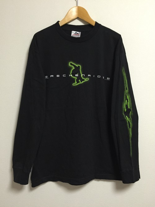 late90's~early2000's boarding L/S T's