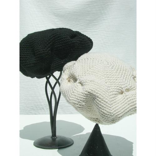Pole Pole 17217 Knit Beret ニットベレー帽