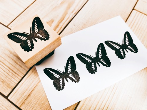空想のなかの蝶々③