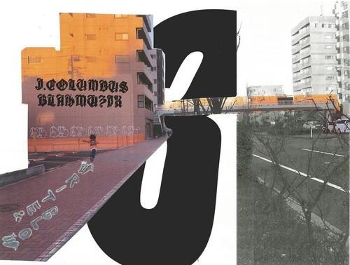 J.COLUMBUS & BLAH-MUZIK  / write & blow 3(CD-R)