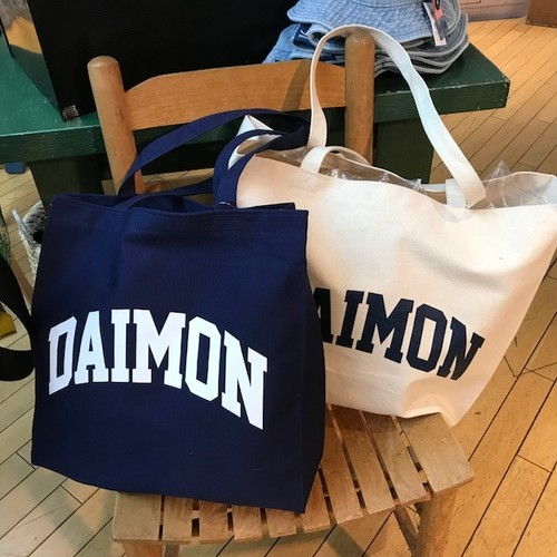 DAIMON  トートバッグ(小)