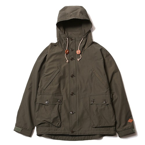 BLACK REBEL RAINBIRD ~HOODED JACKET~