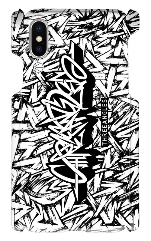 iphoneX case -graffitiart-