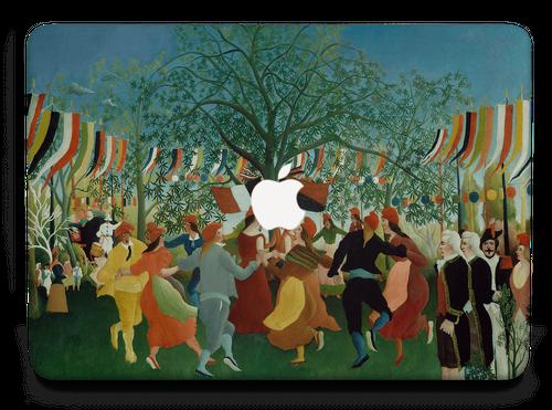 Rousseau-10-独立百年祭