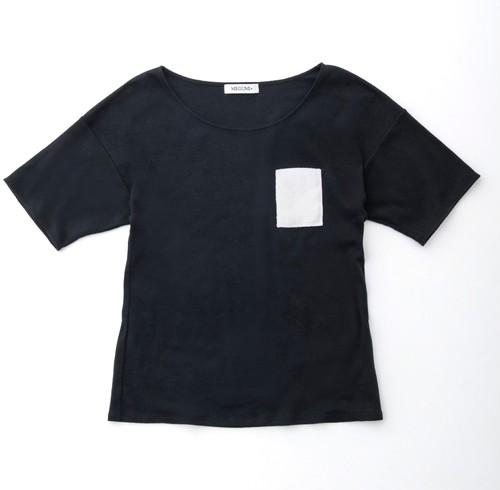 オーガニックTシャツ(ブラック)