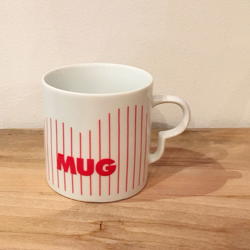 Mr.Drink:80's Graphical Mug