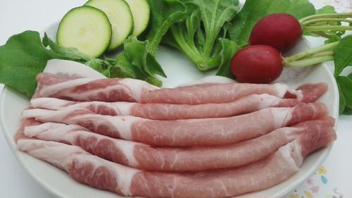 豚ロース肉スライス