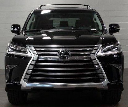 Lexus LX Roof Rail Cross Bars