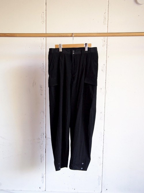WHOWHAT, WIDE CARGO PANTS
