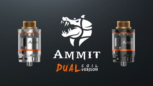 Ammit Dual Coil Version by GeekVape