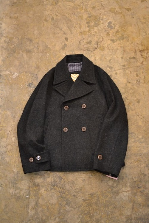 VOO / ASH MELTON P COAT