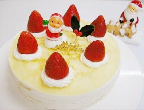 お誕生日ケーキ★ミルクレープ 4号