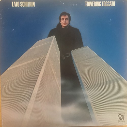 LALO SCHIFRIN / TOWERING TOCCATA (1977)