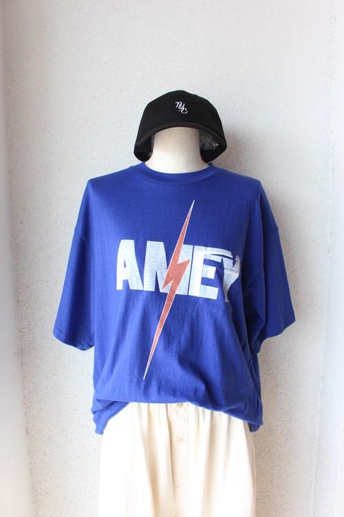 Ladies'(レディース) Americana(アメリカーナ) /  ビッグシルエット ポケットTシャツ