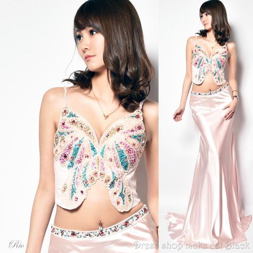 SALE 伝説のキャバドレス2色限定販売 ロングドレス キャバドレス パーティー ドレス 3332