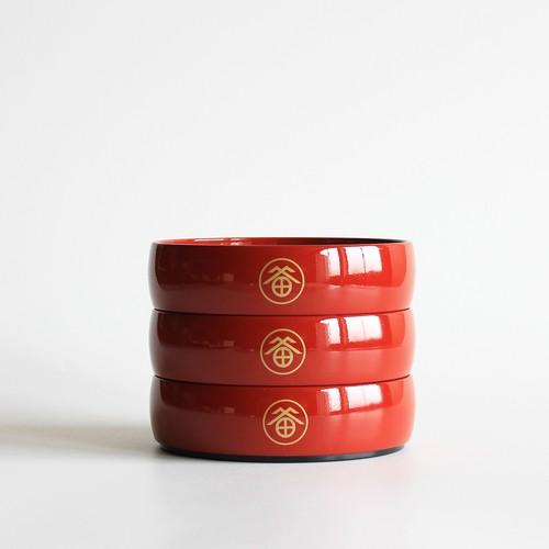 【1段】割子(わりご)容器