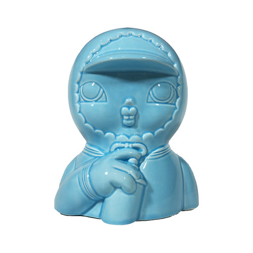 YUMYUM-CHANG 瀬戸焼 -Blue-