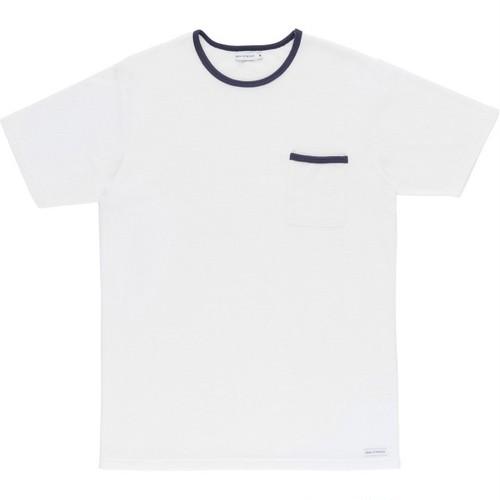 Bask in the Sun パイルTシャツ(ホワイト)Ref.7031