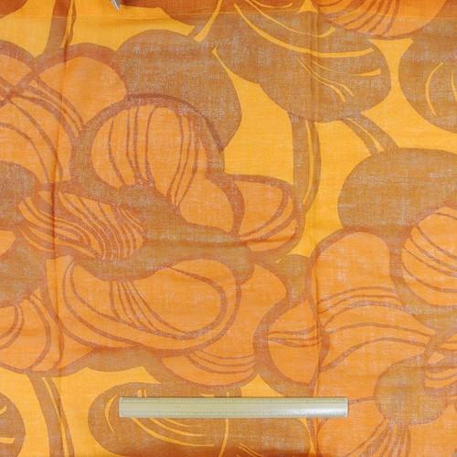 薄手カーテン(横132×縦148)