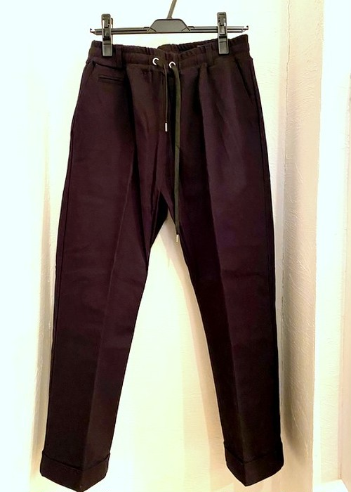 Chino Baggy Trousers Black
