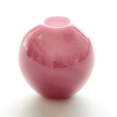 Balloon vase  -fuchsia pink-
