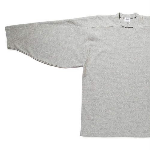 "Just Right ""Hockey Shirt"" Grey"