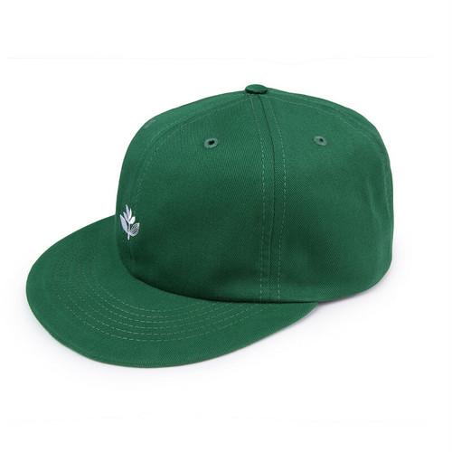 MAGENTA PLANT 6P CAP GREEN マゼンタ キャップ
